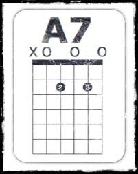 A7 Akkord