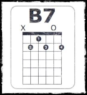 B7 Akkord