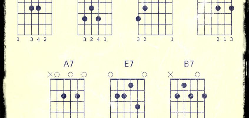 Stufe 6 – 01 E-Moll Akkord